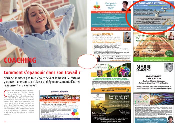 Energie magazine