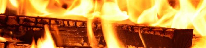 fire brand flame wood fire