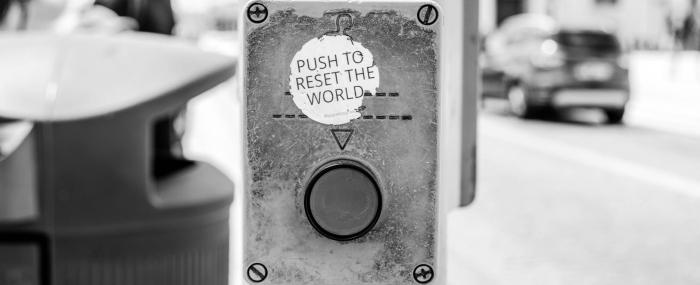 art blurred background button car