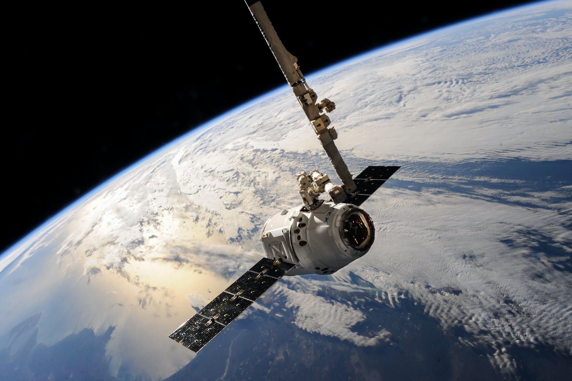vol terre espace vehicule